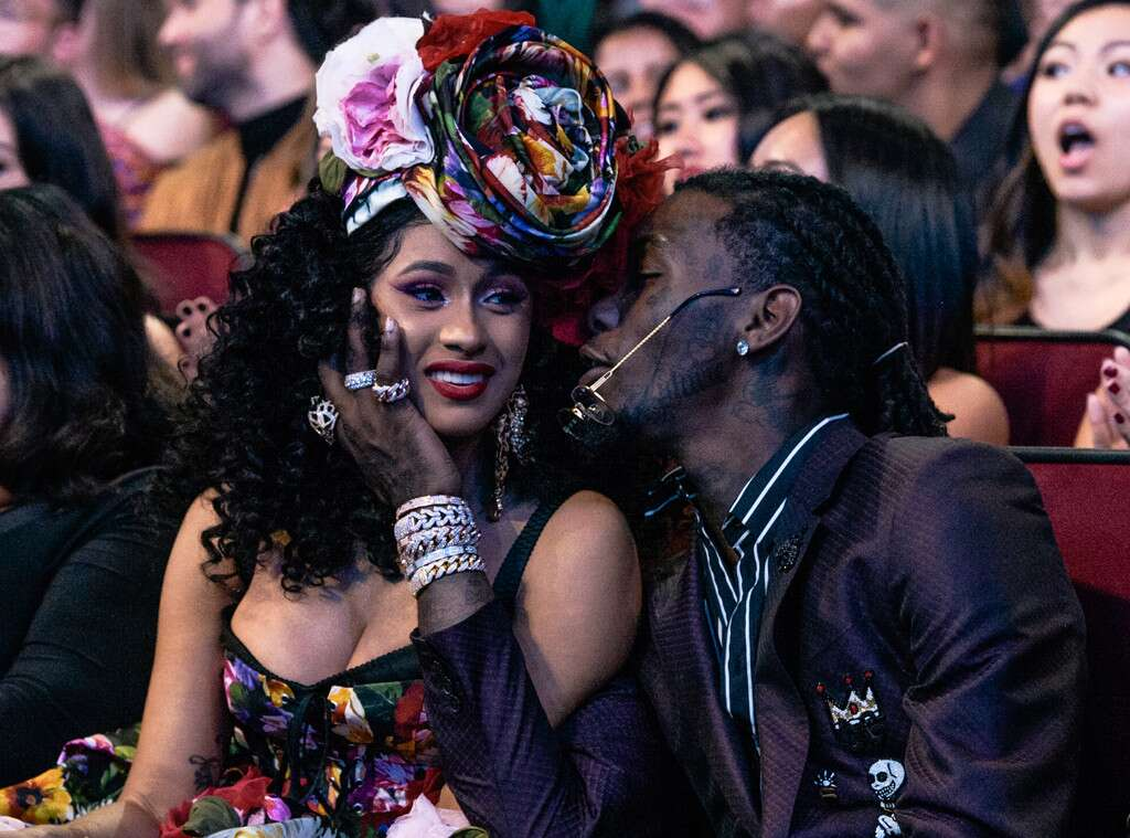 Cardi B Shares Extremely NSFW Proof That Offset Isn't
