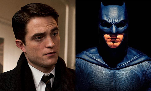 Who is playing the new batman