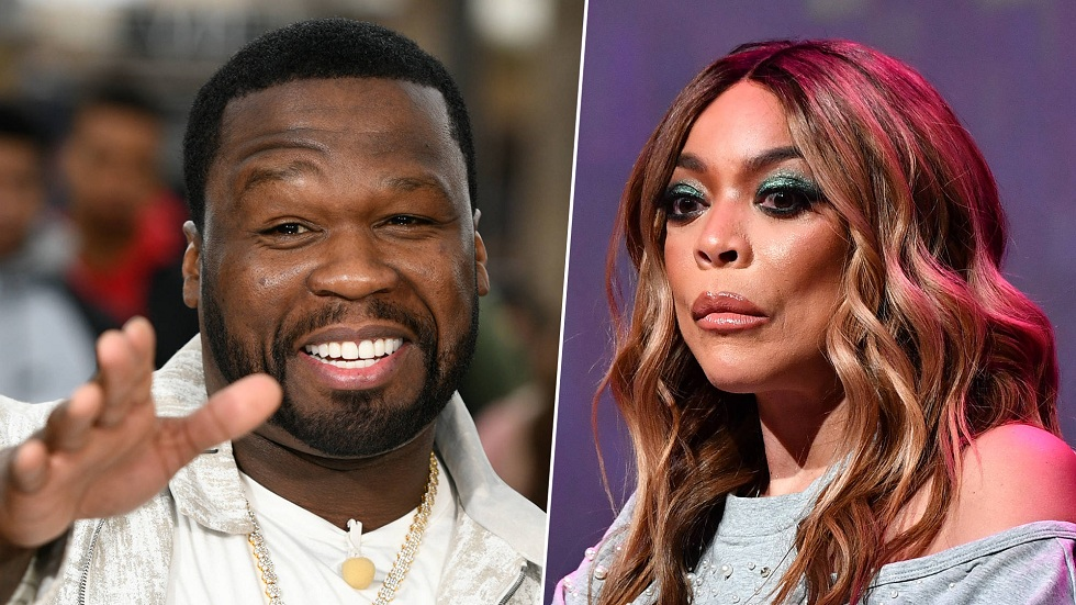 50 Cent Body-Shames Nemesis Wendy Williams! Receives