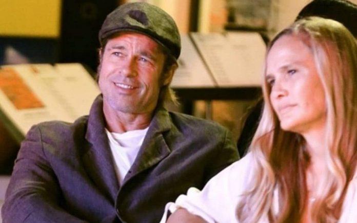 Brad Pitt and his Rumored Girlfriend