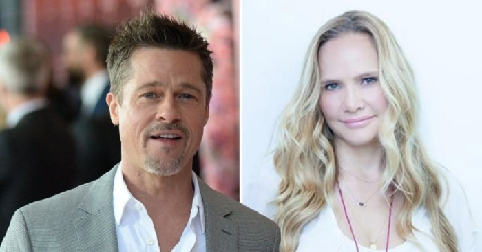 about Brad Pitt and his Rumored Girlfriend