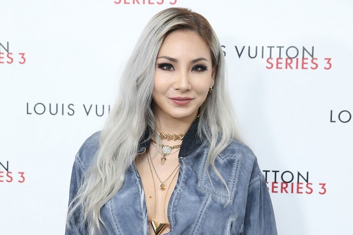 CL nominated for 2019 People's Choice Award