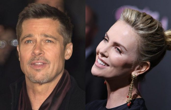Charlize Theron Finally Clarifies Rumors on Dating Brad Pitt
