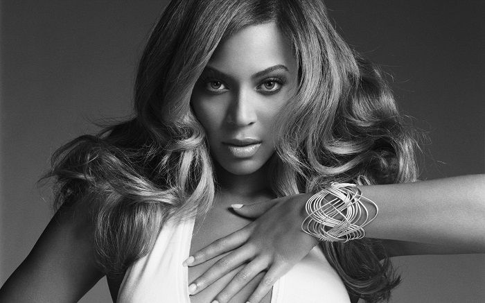 Beyonce second most beautiful woman in the world
