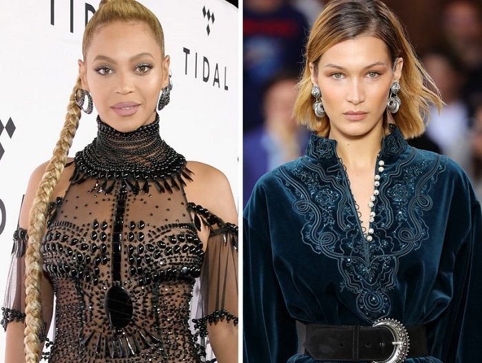 Bella hadid vs beyonce