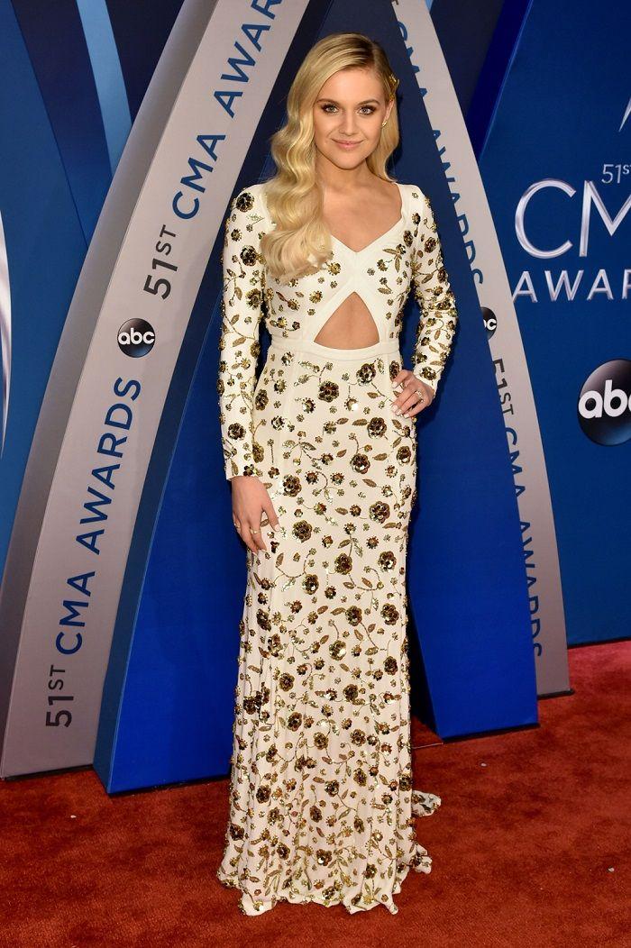 Kelsea Ballerini 51st Annual CMA Awards