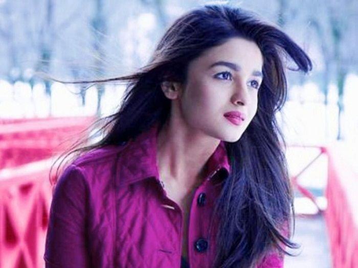 Alia Bhatt in Student of The Year