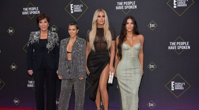 Kardashians Get Criticized for Wasting Food in a Family Food-Fight
