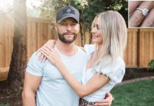 Lauren Bushnell and Chris Lane Married