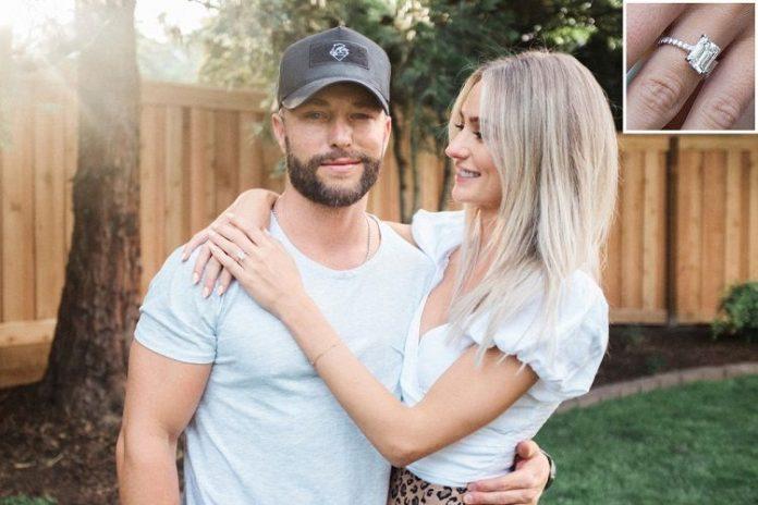 Lauren Bushnell and Chris Lane Married