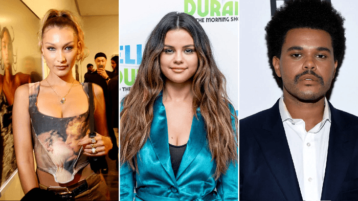 "The Weekend's New Song ""Heartless"" Hints Breakup with Selena and Bella"