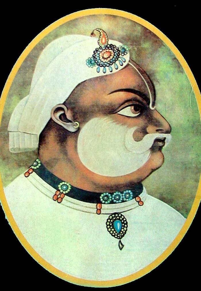 Maharaja Surajmal Jat of Bharatpur
