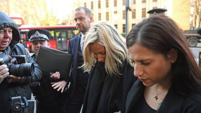 Caroline Flack Pleads Not Guilty to Assaulting Boyfriend