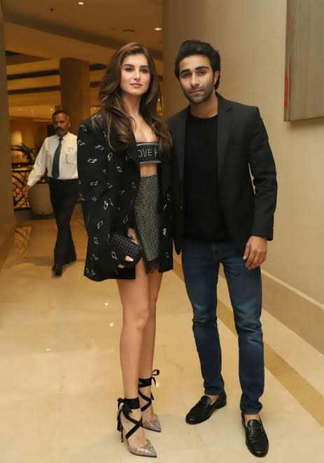 Tara Sutaria and Adar Jain