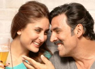 Kareena Kapoor Spat on Akshay Kumar on the Shooting of Good Newwz