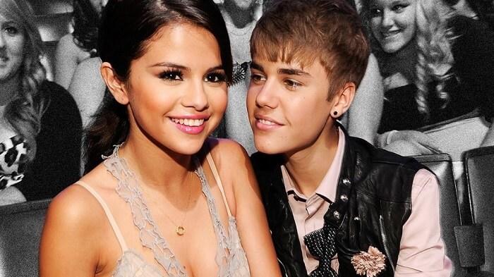 Justin Bieber and Selena Gomez - Most Shocking Celebrities Breakups