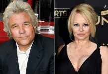 Pamela Anderson Marries Jon Peters in a Private Ceremony