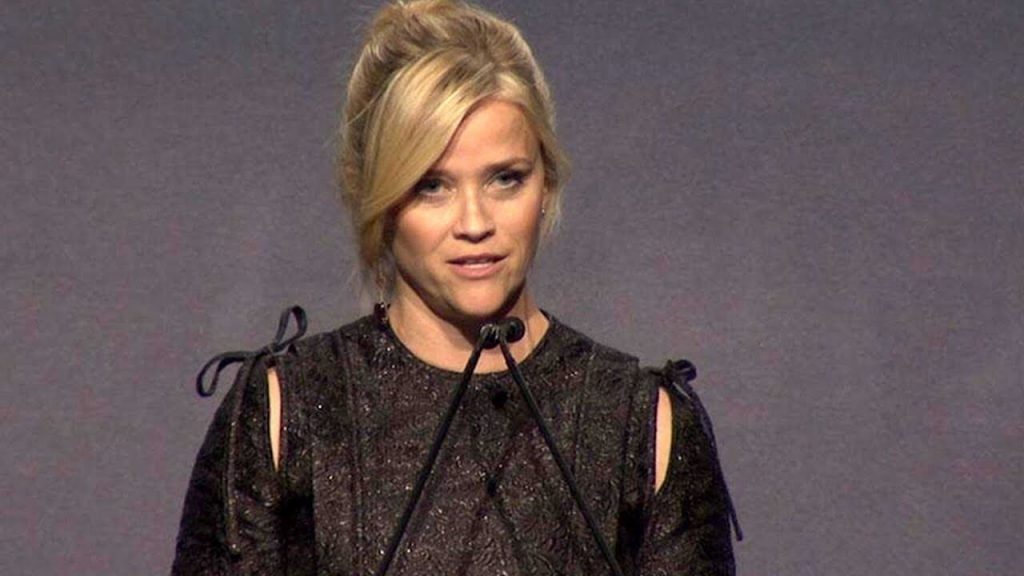 Reese Witherspoon on sexual harassment