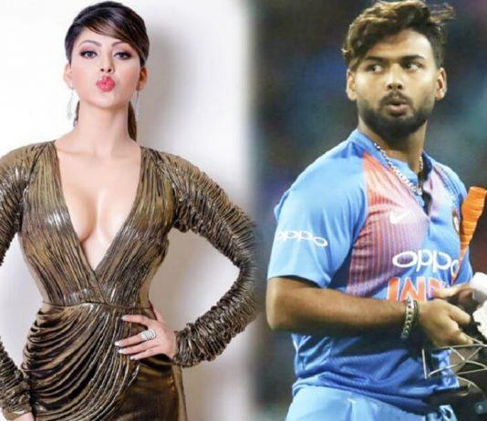 Urvashi Rautela and Rishabh Pant Blocked each other on WhatsApp