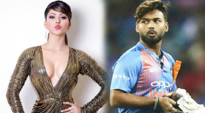 Urvashi Rautela and Rishabh Pant Blocked each other on WhatsApp