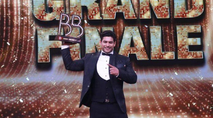 Bigg Boss 13 Winner: Sidharth Shukla