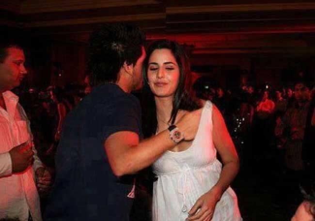 Siddharth Mallya and Katrina Kaif - Leaked pictures of Bollywood stars