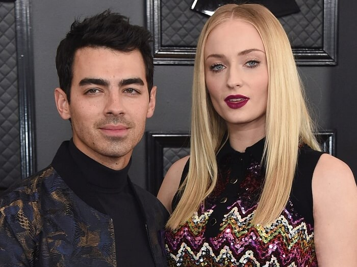 Joe Jonas is Pampering Sophie Turner