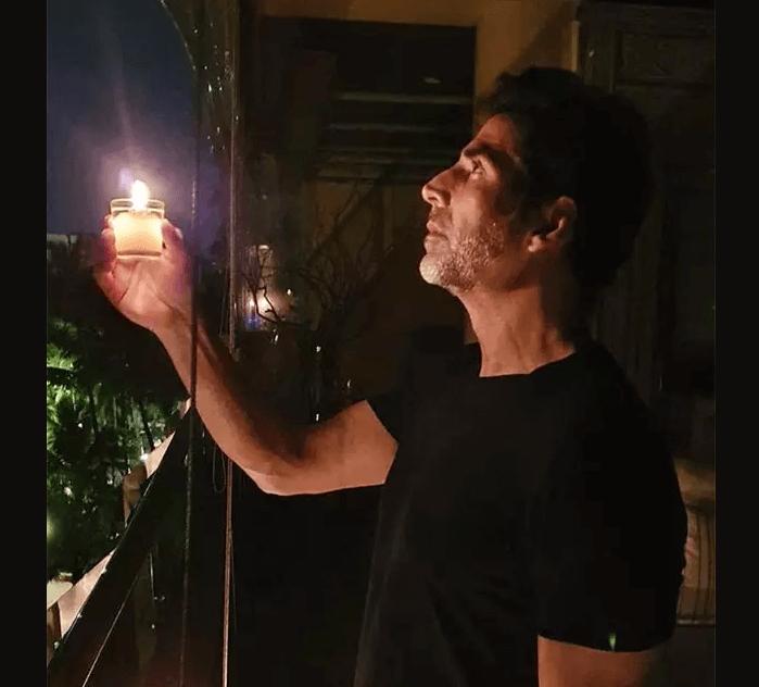 Akshay Kumar new coronavirus song