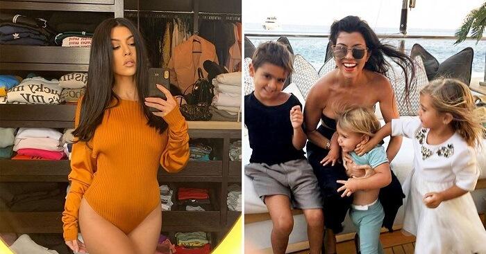 Kourtney Kardashian pregnancy rumors