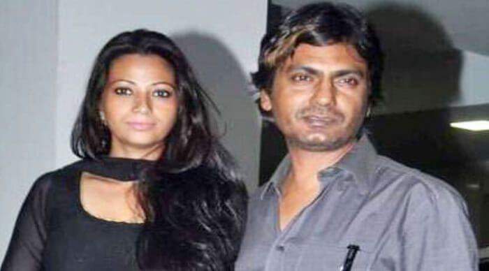 Nawazuddin Siddiqui's Wife