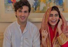 Sadaf Kanwal and Shahroz Sabzwari Marriage Raged Fans