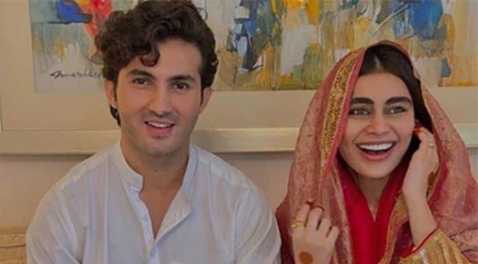 Sadaf Kanwal and Shahroz Sabzwari Marriage Raged Fans