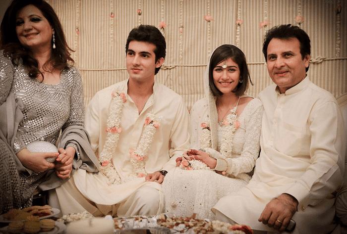 Syra Yousaf and Shahroz Sabzwari marriage