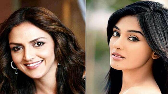 Isha Deol and Amrita Rao