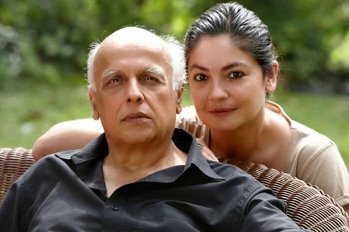 Mahesh Bhatt and Pooja Bhatt - Controversies of Bollywood Celebrities