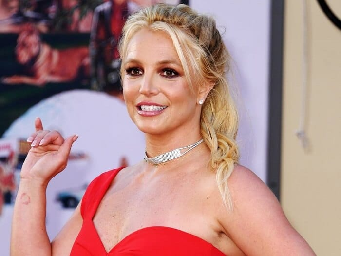 Britney Spears Can't Remarry