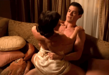 Dylan McDermott Sex Scene with Patti Lupone