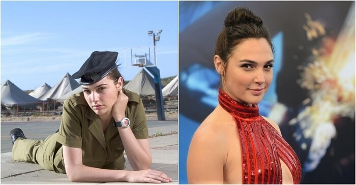 Gal Gadot - Celebrities Who Served in Military