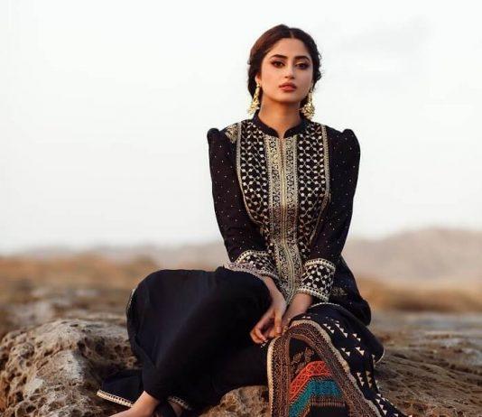 Latest Beautiful Photoshoot of Gorgeous Sajal Ali