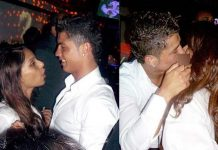 Throwback When Bipasha Basu's Lip-Lock with Christiano Ronaldo