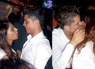Throwback When Bipasha Basu's Lip-Lock with Christiano Ronaldo