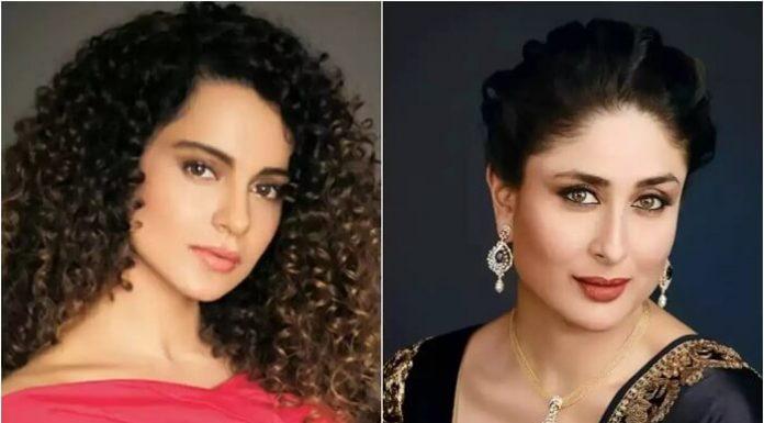 Kangana Ranaut Slams Kareena Kapoor for Turning Bollywood into 'Bullywood'