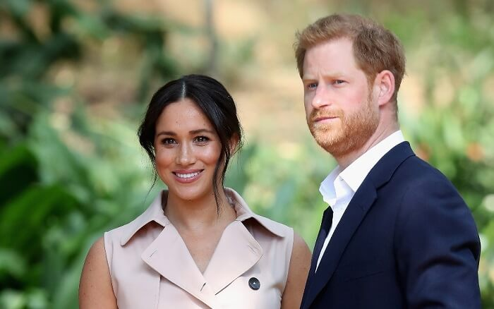 Duke and Duchess of Sussex - Hollywood plans