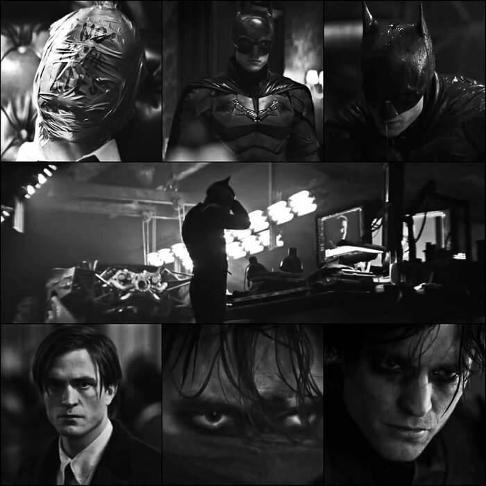 The New Batman 2020 trailer released