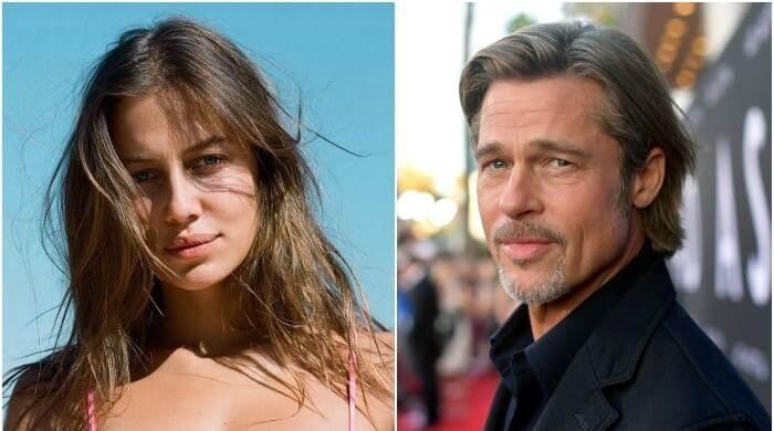 Brad Pitt's rumored Girlfriend