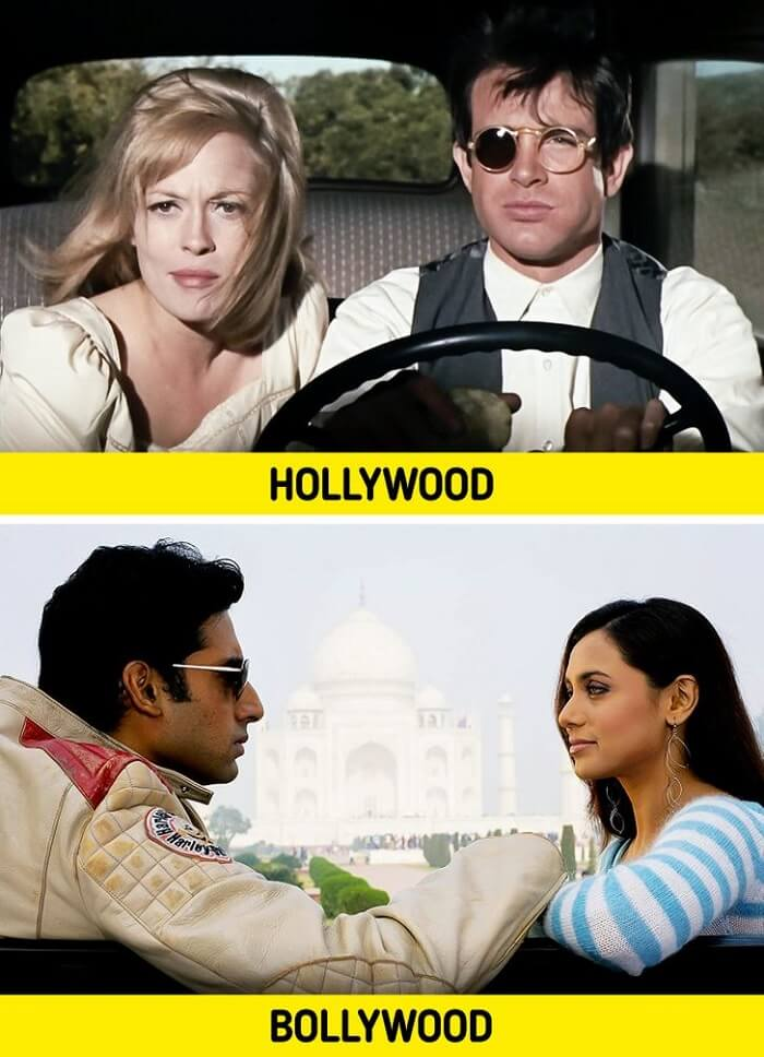 Bonnie and Clyde (1967) vs Bunty Aur Babli (2005)