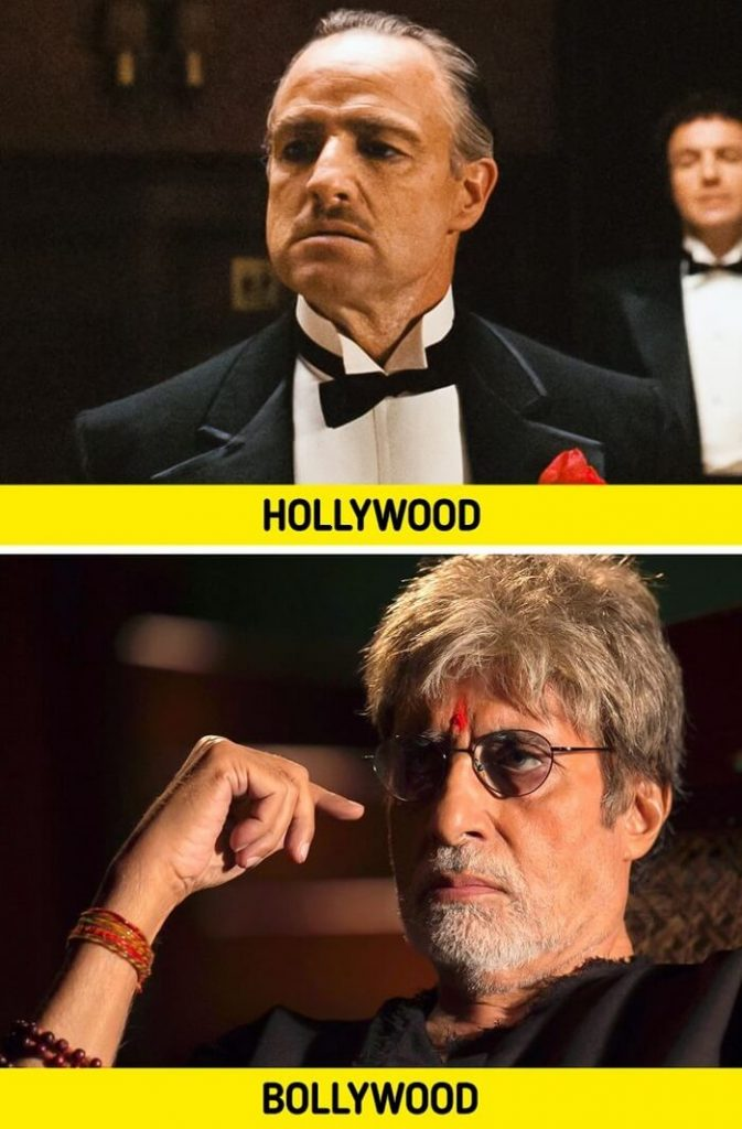 The Godfather (1972) vs Sarkar (2005) - Bollywood Movies Inspired by Hollywood