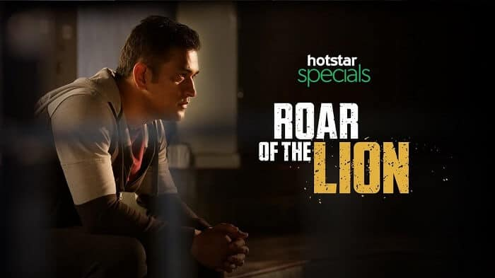 Roar of the Lion
