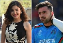 Google Thinks Anushka Sharma is Wife of Afghan Cricketer Rashid Khan
