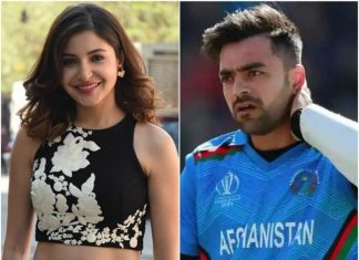 Google Thinks Anushka Sharma is Wife of Afghan Cricketer Rashid Khan